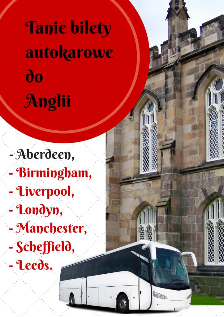 polska - aberdeen, autokary do anglii